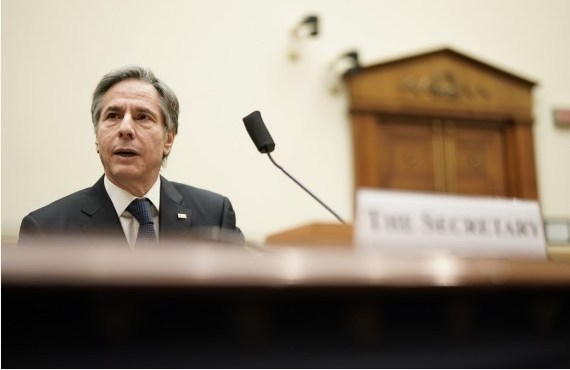 Blinken warns of 'other options' if diplomacy fails on Iran n-issue