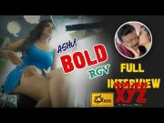 RGV Ashu Reddy Bold Interview FULL VIDEO   Ram Gopal Varma   Ashu Reddi   Bhala Entertainments [HD] (Video)