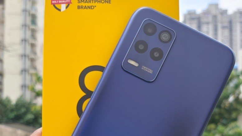 realme 8s 5G stands strong with powerful chipset, battery