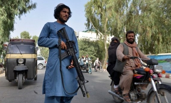 Taliban army chief says those who defend democracy will be suppressed