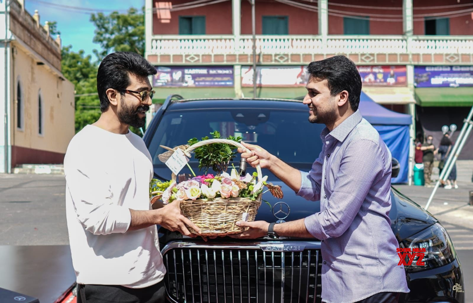 India's first customised Mercedes-Maybach is owned by Ram Charan