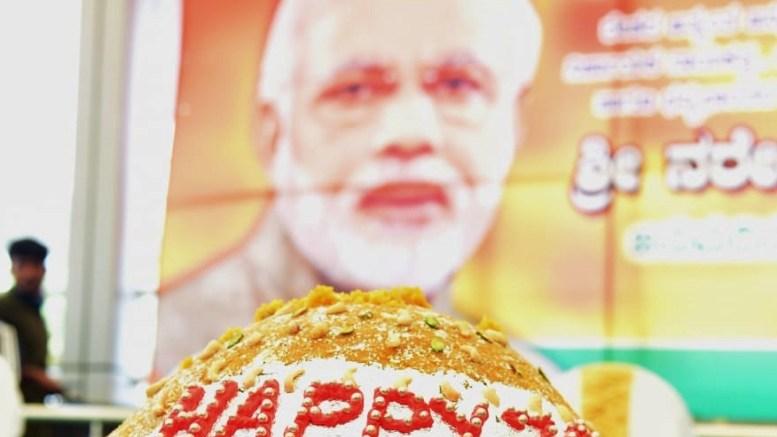 BJP to celebrate PM's birthday with public service programs across India