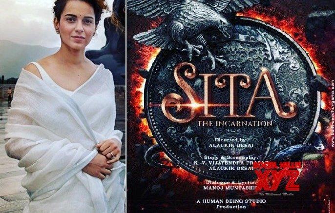 Kangana Ranaut Announces Sita – The Incarnation
