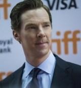 Benedict Cumberbatch is yet to master the banjo