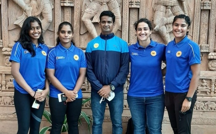 3 Maharashtra girls in Indian team for Asia Rugby Sevens