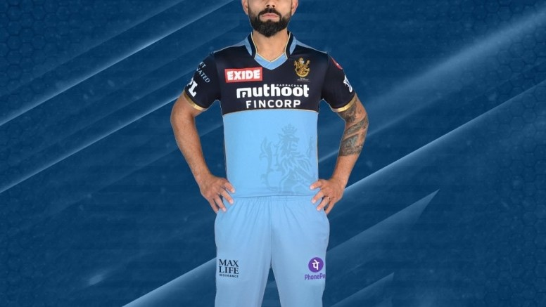 RCB to wear blue jerseys to support frontline Covid warriors on Sept 20