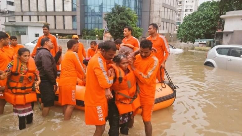 NDRF deploys 20 teams in Gujarat after heavy rainfall