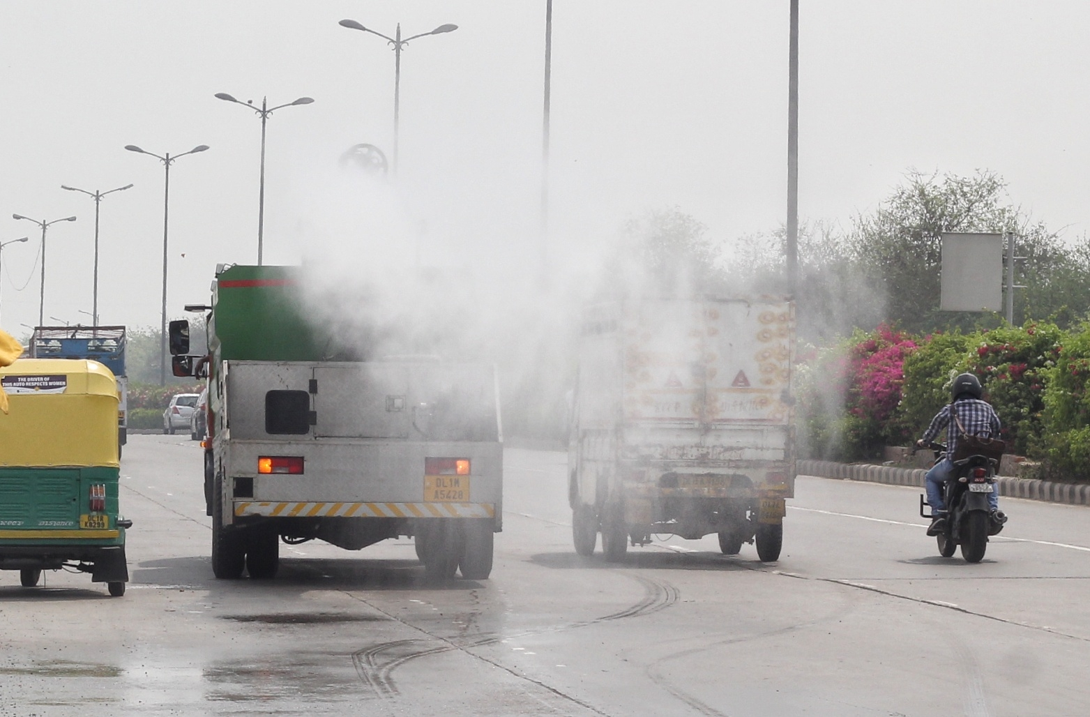 Delhi depts directed to come up with pollution control plan by Sept 21