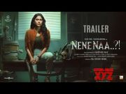 Nene Naa -  Official Trailer | Telugu | Regina Cassandra | Akshara Gowda | Sam CS | Caarthick Raju [HD] (Video)