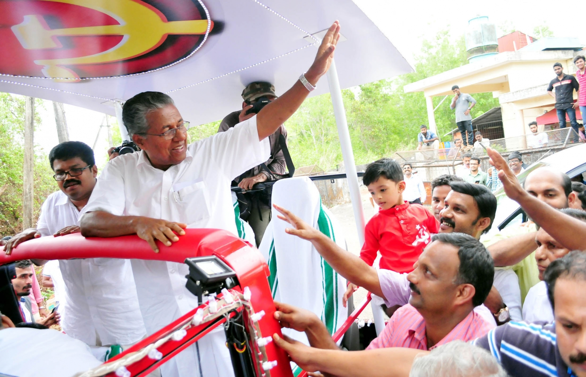 Will Vijayan's hegemony continue as CPI-M begins party meetings?