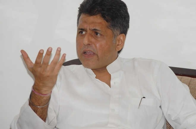 Tewari seeks clarification from govt on US asking India for use of airbase