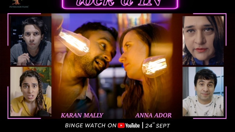 Casting director Karan Mally to play lead in web series 'Lock'd IN'
