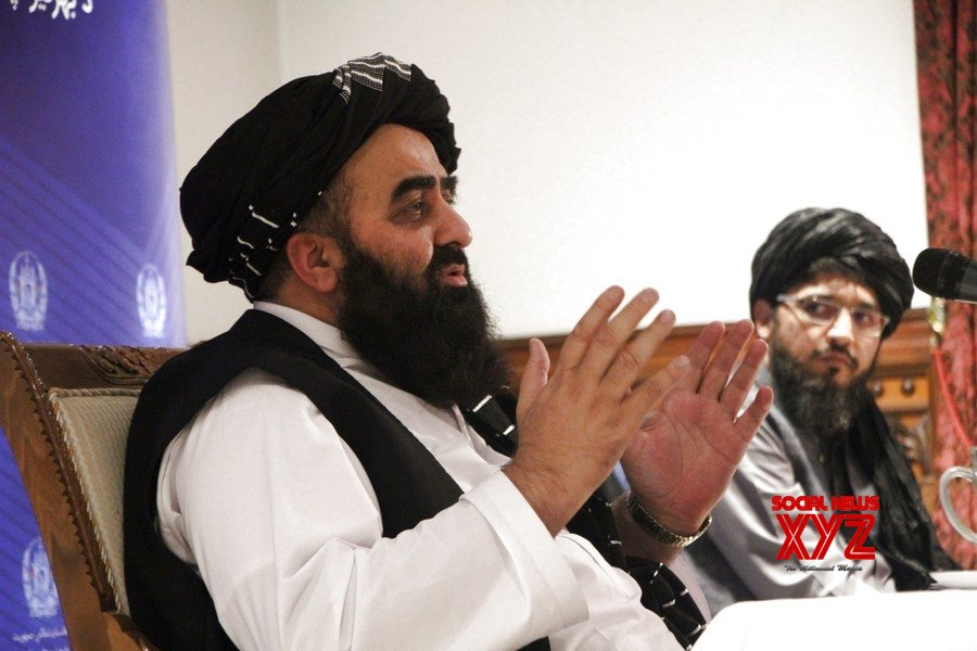 Afghanistan : Taliban official urges int'l donors to continue humanitarian aid for Afghanistan #Gallery