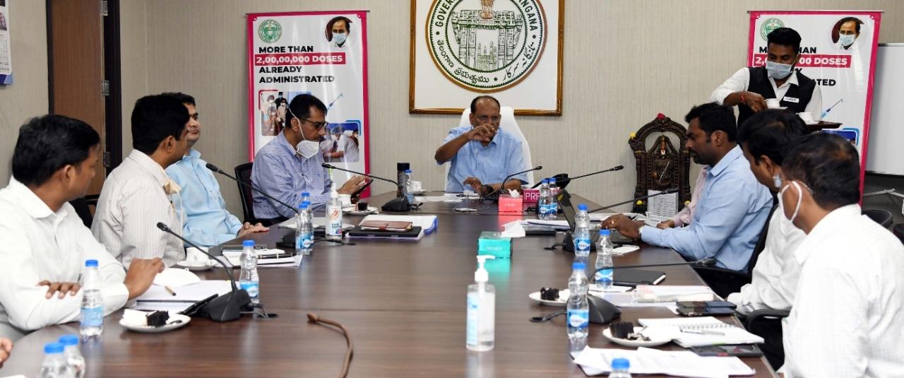 Covid vaccination: Telangana crosses 2 cr doses mark
