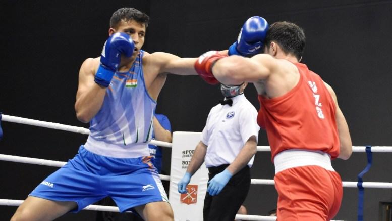 Boxing Nationals: Haryana's Sumit, Delhi's Neeraj among others make winning start