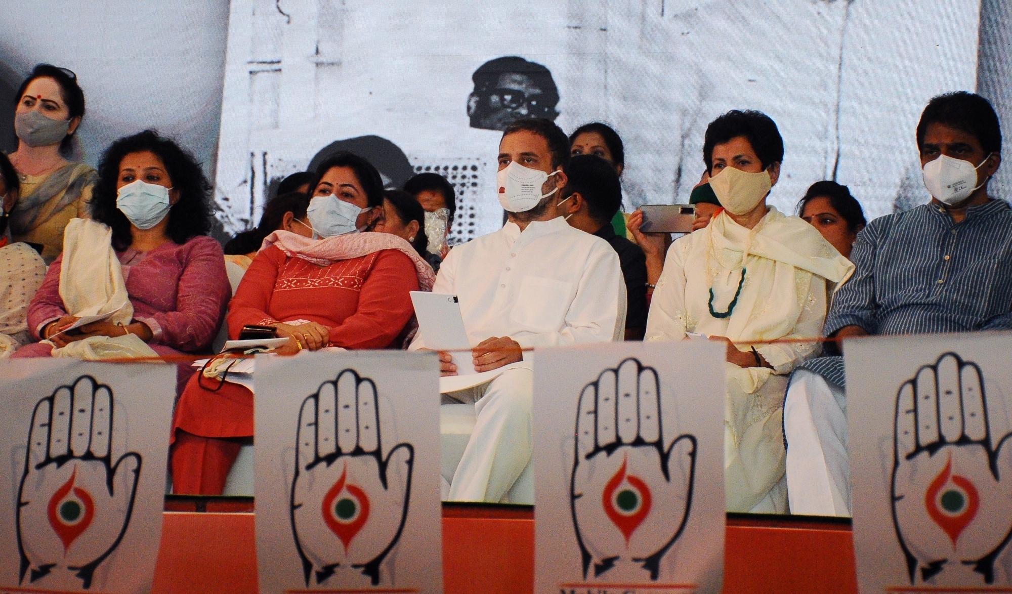 BJP-RSS fake Hindus, doing 'Dalali' of religion: Rahul Gandhi