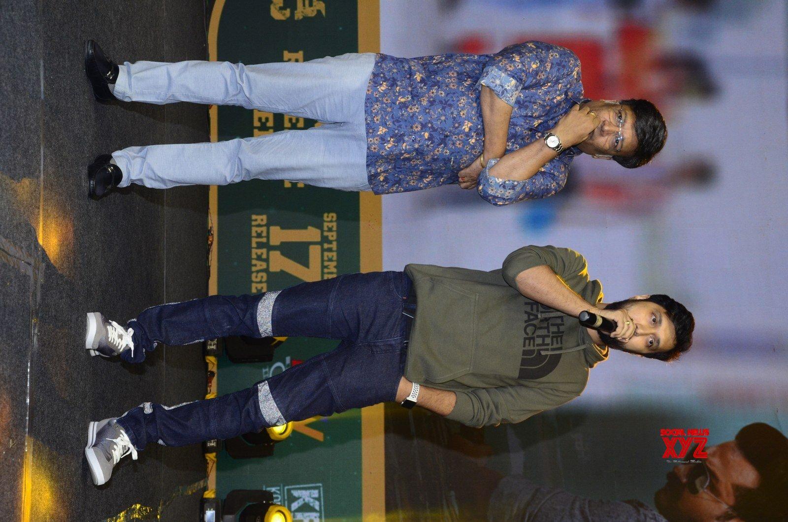 Sundeep Kishan's Gully Rowdy Pre Release Event - Gallery Set 2