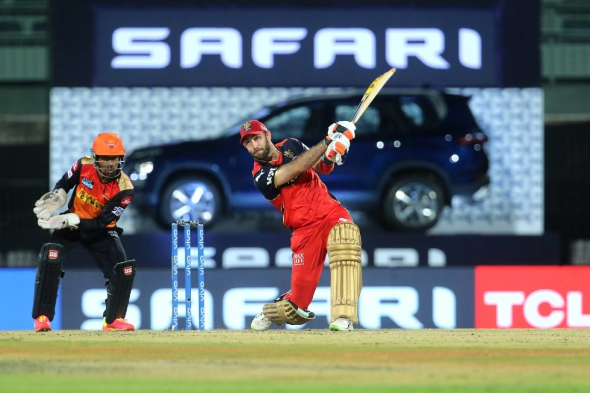 Credit to RCB for allowing Maxwell to play the way he wants to: Parthiv