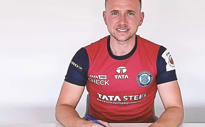 Jamshedpur FC to aim for top-four finish in ISL this season: New signing Stewart