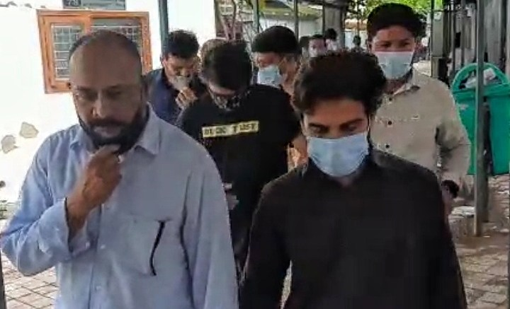 Police get 14-day remand of 6 suspects accused of planning terror attacks