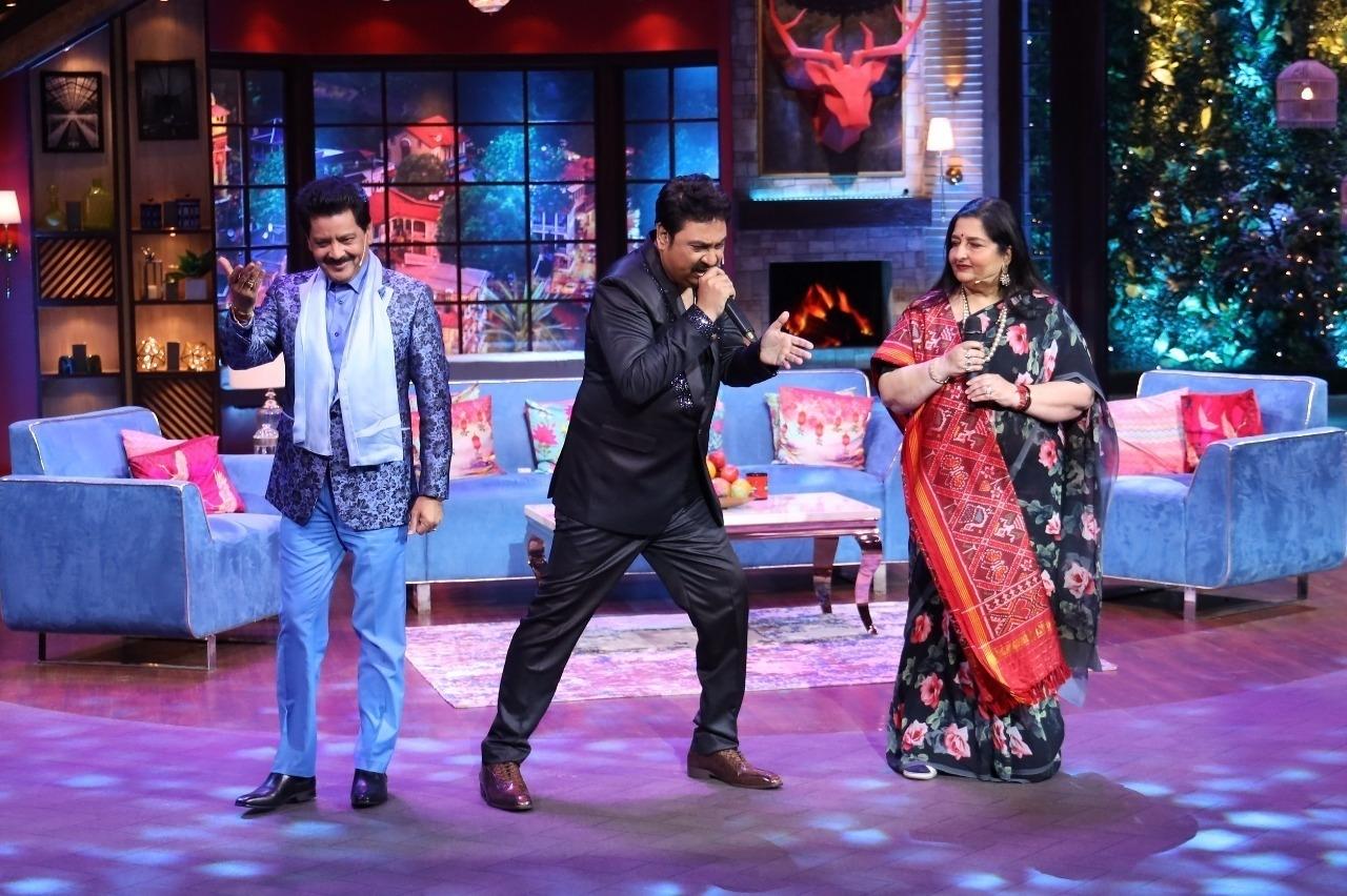 Anuradha Paudwal 'exposes' Udit Narayan's antics on 'The Kapil Sharma Show'