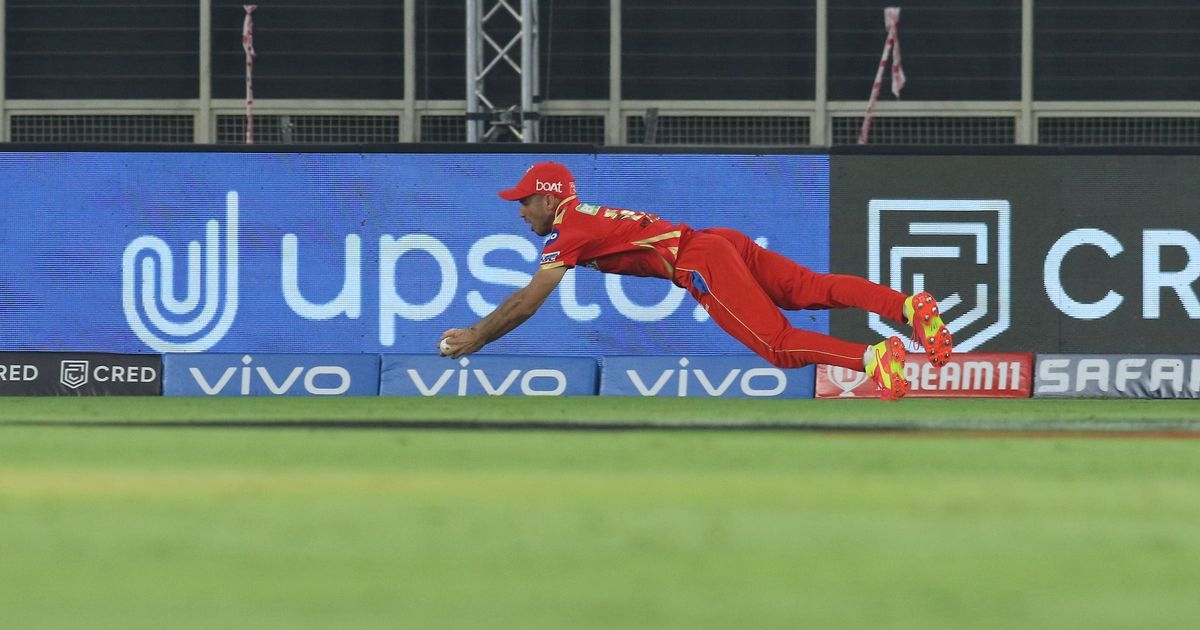 IPL 2021: Top catches from the first half of the tournament