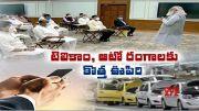 Centre Announces Big Reforms in Auto, Telecom Sectors|       (Video)