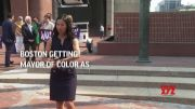 Boston is getting first mayor of color (Video)