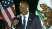 """Larry Elder tells supporters to be """"gracious in defeat"""" and """"we will win the war"""" (Video)"""