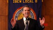 California Governor Gavin Newsom prevails in recall election (Video)