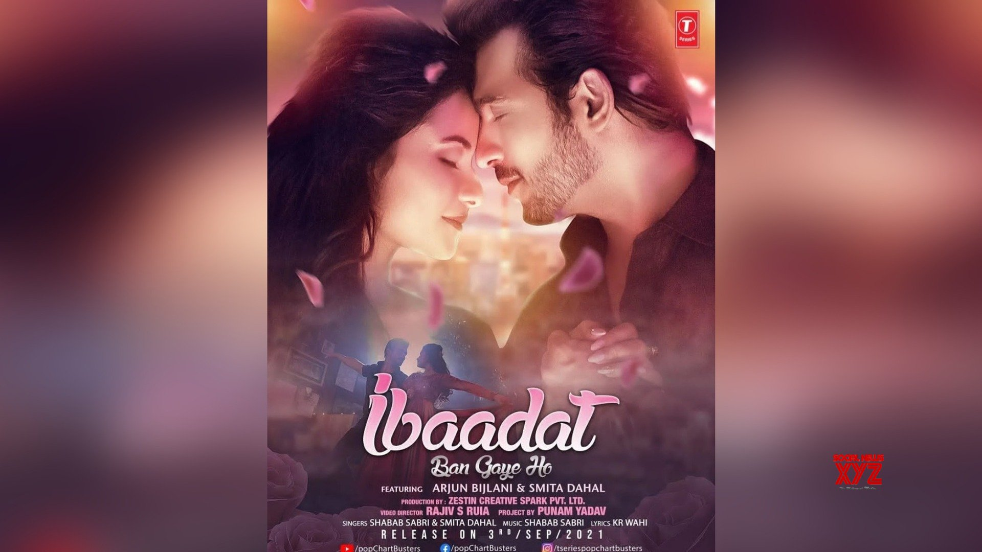 Actor Arjun Bijlani has completely done justice to my song 'Ibaadat Ban Gaye Ho', says Producer Punam Yadav