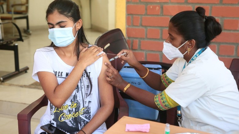 India sets world record of administering over 2.50 cr vaccine doses in a day