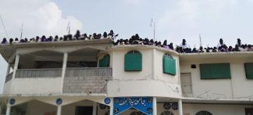 Case registered against Lal Masjid cleric for hoisting Taliban flag.