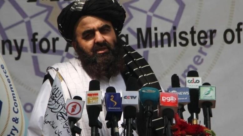 Taliban urges US, EU to end sanctions
