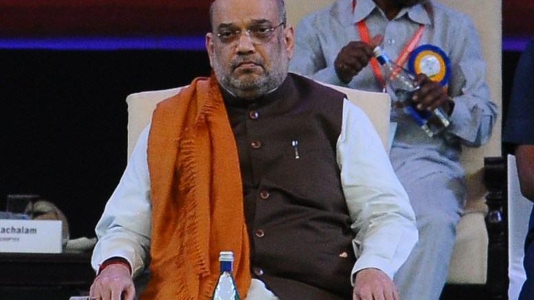 Think of Modi, vote for BJP to ensure twin-engine govt in Goa: Shah