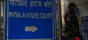 New Delhi: Delhi lawyers call for strike on September 25 over firing at Rohini Court in New Delhi on Saturday, September 25, 2021. (Photo: Qamar Sibtain/ IANS)