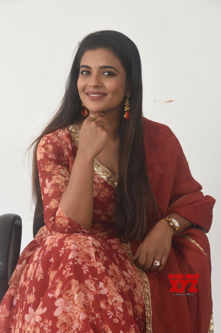 Actress Aishwarya Rajesh Republic Interview Stills
