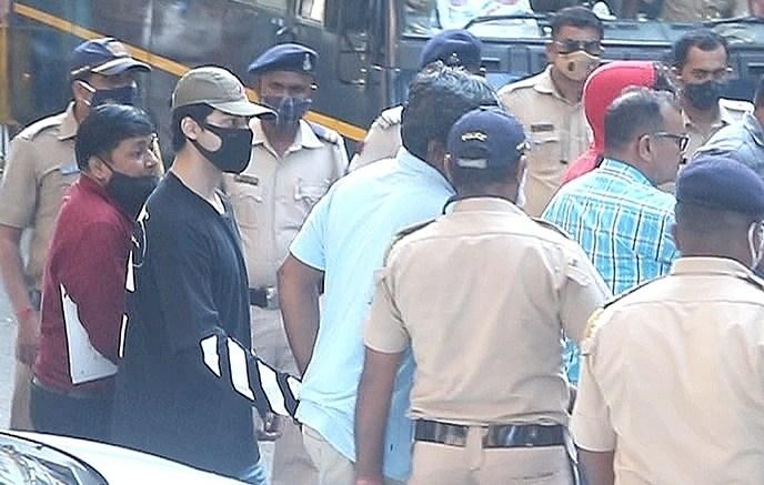 Aryan Khan bail verdict on Oct 20, NCB paints him as a 'junkie'