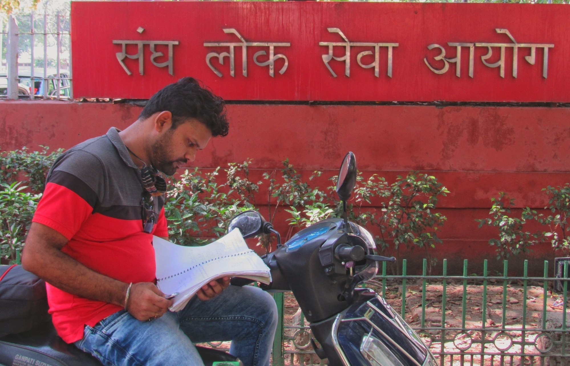 UPSC aspirants stage 'Satyagraha' in Delhi seeking one more attempt after Covid onslaught