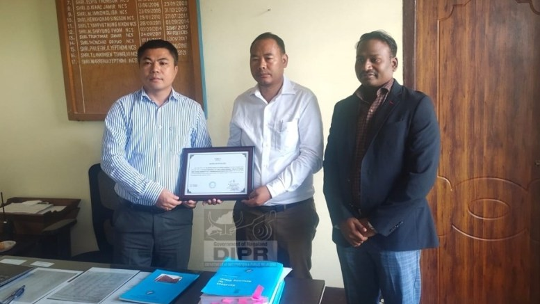 NDPP nominee in Nagaland bypoll elected unopposed