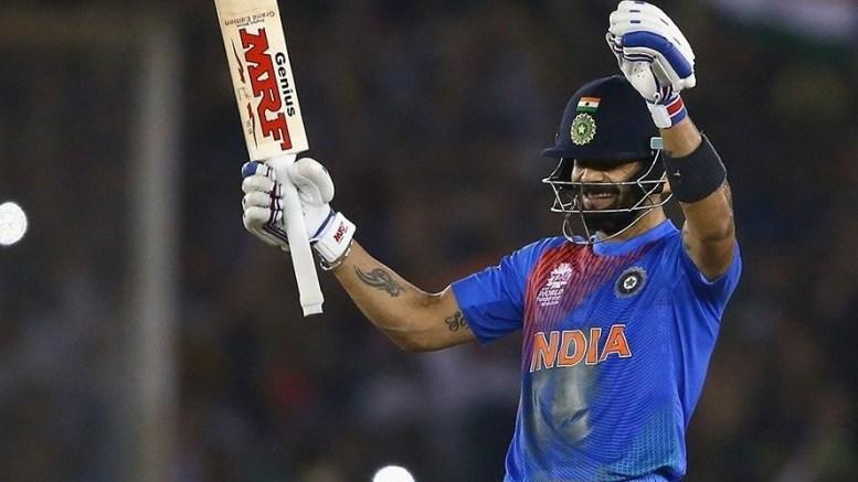 Kohli's unbeaten knock in 2016 crowned 'Greatest Moments' of men's T20 WC