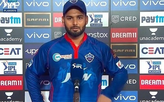 IPL 2021: I don't have words to express at the moment, says Pant after close loss