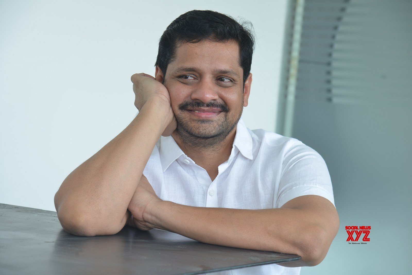 Producer Bunnyvas Stills From Most Eligible Bachelor Movie Interview