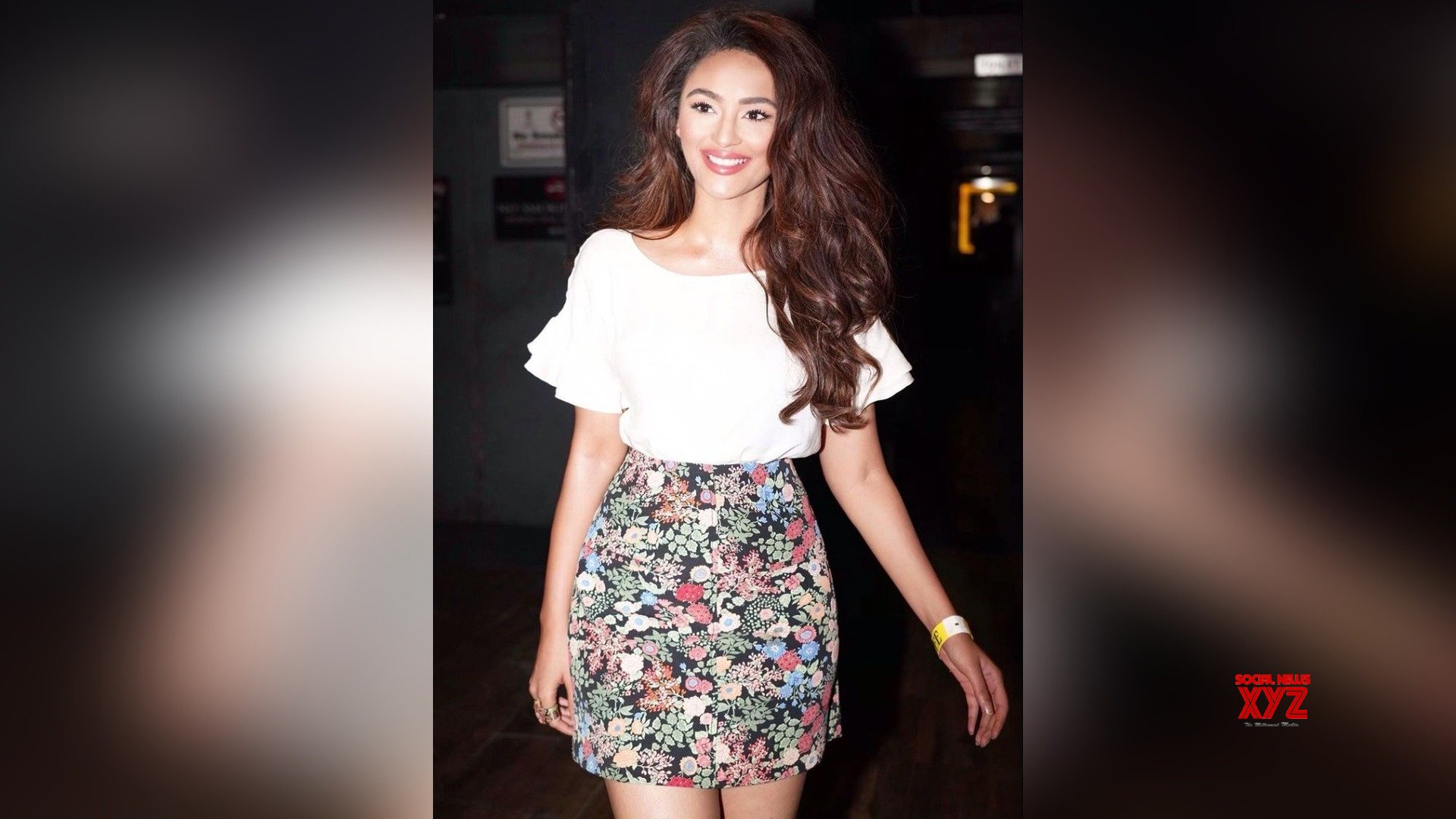 """Why does Seerat Kapoor spend so much time in Vanity, Seerat Kapoor says, """"How much time is too much time on the vanity chair?"""