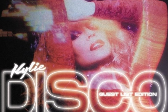 Kylie Minogue drops new single 'A Second to Midnight'