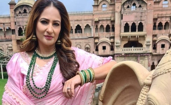 Rakshanda Khan on donning a royal avatar in upcoming show