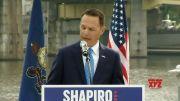 Pennsylvania Attorney General Josh Shapiro jumps into governor's race (Video)