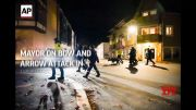 Mayor on bow and arrow attack in Norway (Video)