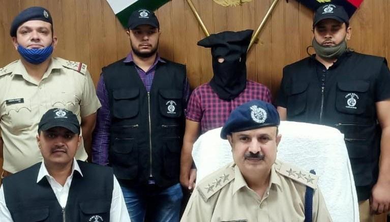 Prime accused held in SGT university murder case