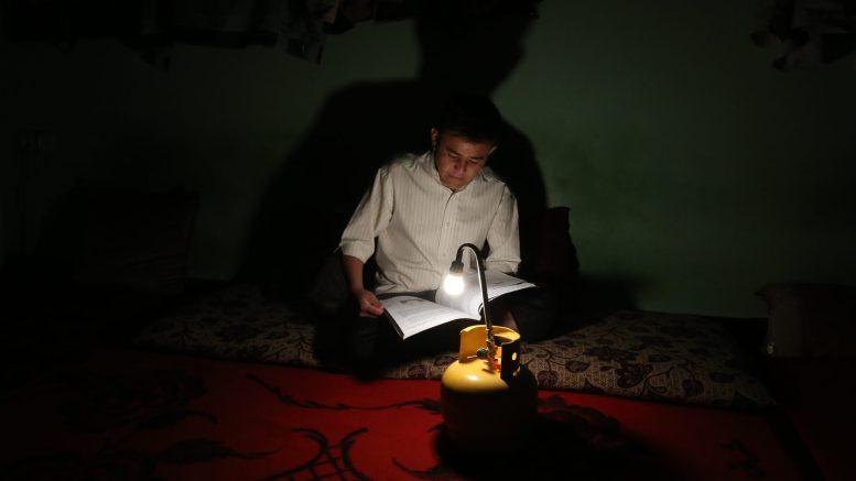 Blackout hits Afghan provinces